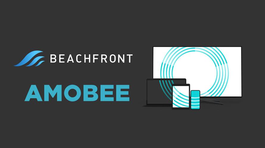 Beachfront and Amobee